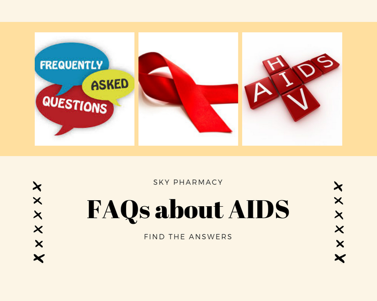 Sky Pharmacy about AIDS Faqs